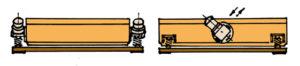 Mașina de curățare și calibrare Fadeev