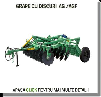 GRAPE CU DISCURI AG